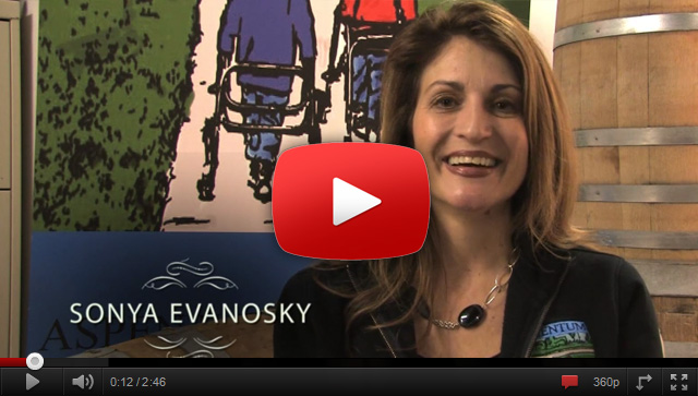 The Evanosky's on Giving Back to the Community