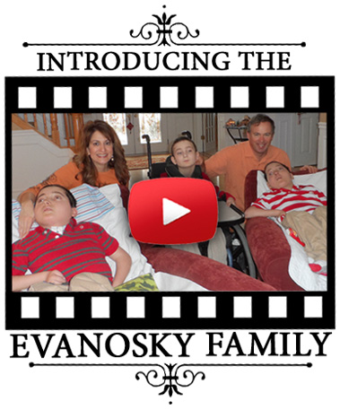 video introduction to the Evanosky Family